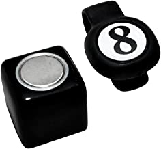 Magnetic Billiard Chalk Holder with Earth Magnet