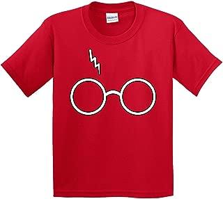 boy glasses lightning bolt