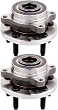 ECCPP Replacement for Wheel Bearing Hub 513275 X 2 Hub Bearing Assembly Hub Assemblies Rear and Front Axle 5 Lugs for Ford Edge,Ford Explorer,Ford Flex, Ford Taurus, Lincoln etc