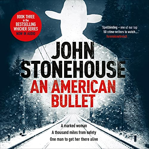 An American Bullet cover art