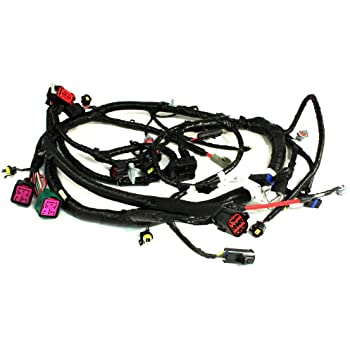 Amazon.com: OE Ford 5C3Z12B637BA 6.0L Diesel Engine Wire Wiring Harness  Pigtail Connector: AutomotiveAmazon.com