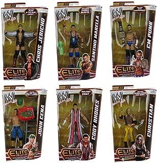 Mattel WWE Elite Collection 2012 Wave 20 Rev. 1 Action Figure Case