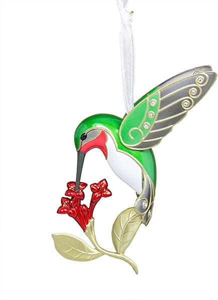 Hallmark Keepsake Ornament Dazzling Hummingbird 2016