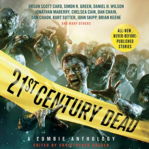 21st Century Dead audiobook cover art