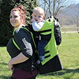 Gorilla Carriers - Green Baby Carrier Backpack