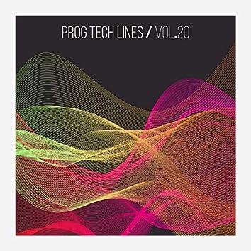 Prog Tech Lines - Vol.20