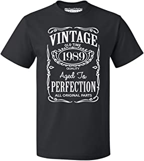 Choose Your Birthday Party T-Shirt Vintage 1949-1989