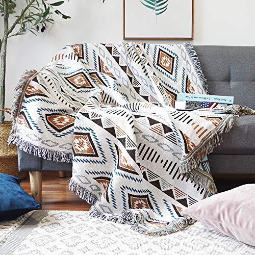 XKMY Manta de sofá de tigre para sofá, viaje, tapices de pared, funda de cama, cómoda, ligera, portátil, manta para adolescentes (color: blanco, tamaño: 125 x 150 cm)