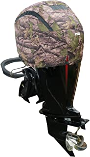 Oceansouth Camouflage Vented Cover for Mercury Fourstroke 75HP, 80HP, 90HP, 100HP, 115HP