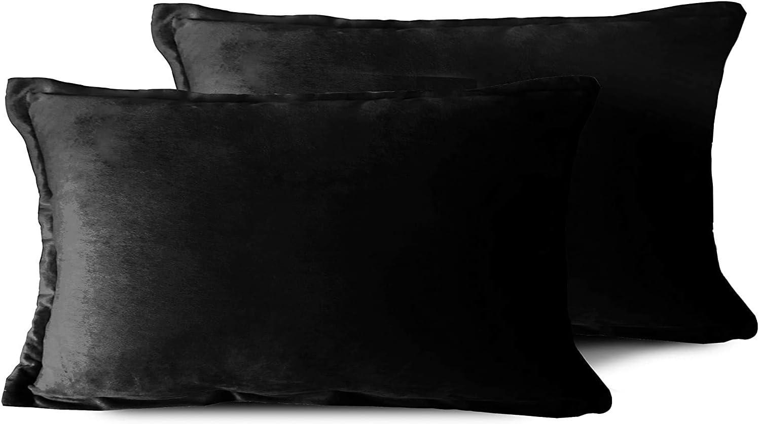 EIUE Soft Velvet Throw Albuquerque Mall Be super welcome Pillows Set 2 Decor Home S Decorations of