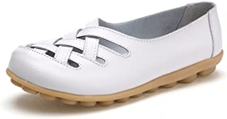 Women's Comfort Walking Casual Flat Loafer