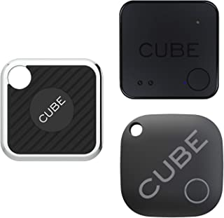 $80 » Cube Pro, Cube Shadow, Cube Tracker Bundle, Key Finder Smart Bluetooth Tracker for Luggage, Wallet, Dogs, Kids, Cats, with...