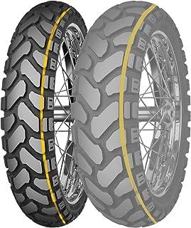 100//90-19 TL 57T Marquage M+S, gelb Mitas E07 Dakar