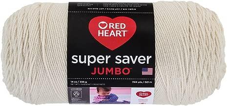 RED HEART Super Saver Jumbo Yarn, Aran