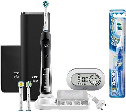 ブラウン オーラルB 電動歯ブラシ プラチナブラック7000 ブラック D365356XP