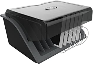 Tripp Lite (CSD1006USB) 10-Device Desktop USB Charging Station for Tablets, iPads and E-Readers