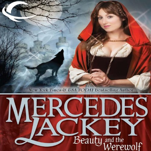 Beauty and the Werewolf audiobook cover art