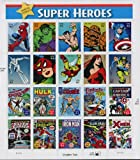 2007 Marvel Comics Super Heroes Sheet of...