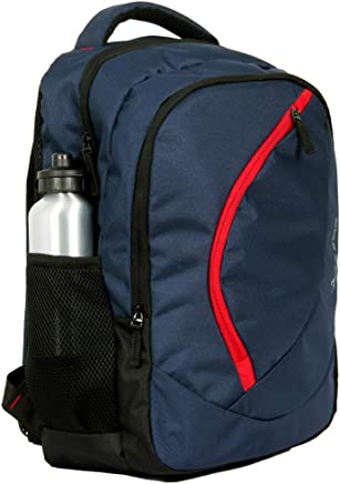 "POLE STAR""Arrow Navy Casual bagpack/School Bag College Backpack"