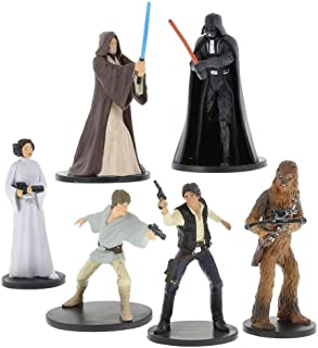 Disney Parks Exclusive Star Wars Epidode IV A New Hope Playset Collectible Figurines Figures Set