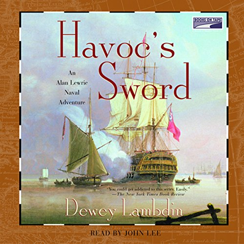 Havoc's Sword audiobook cover art