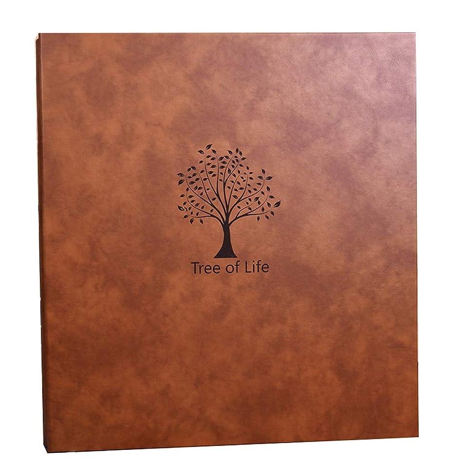 Hand Suede Retro Large Capacity 6 inch Insert Type tnsert Bag Plastic can Put 4R Family Album Album Album Book