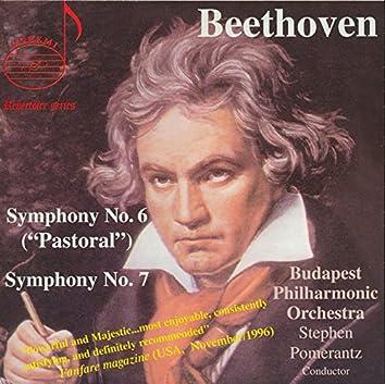 Beethoven: Symphonies Nos. 6 & 7