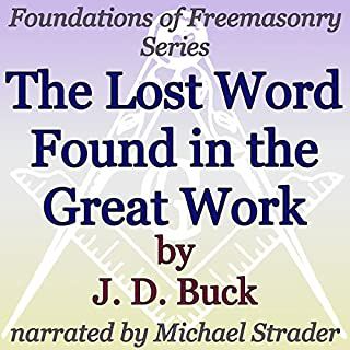 The Lost Word Found in the Great Work audiobook cover art