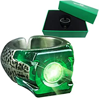 The Noble Collection Green Lantern Light-Up Ring