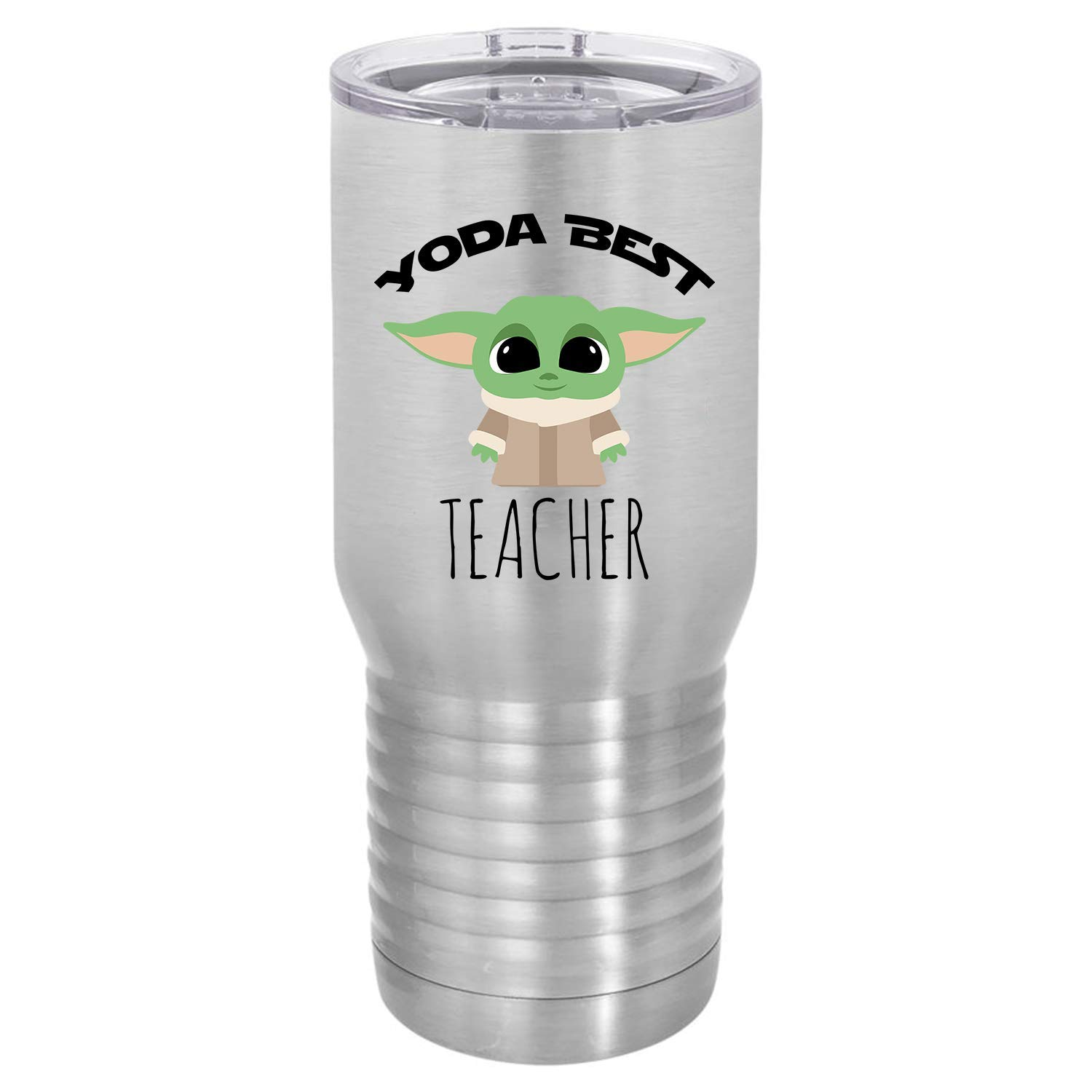 Yoda Best Product - Teacher Stainless Steel Mug 20 oz. Travel Don't miss the campaign Tumbler
