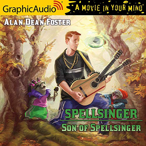 Son of Spellsinger [Dramatized Adaptation] Titelbild