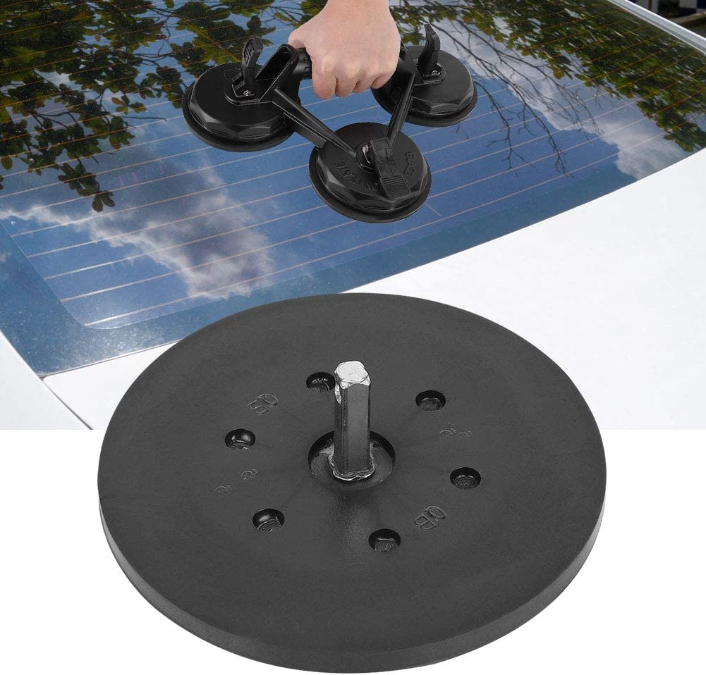 123mm Glass Suction Cups Practical Glass Suction Cup Rubber Pad Mat Replacement Accessories Glass Lifter Parts