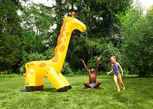 BigMouth Inc Giraffe Wassersprinkler