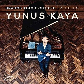 Brahms: Klavierstücke, Opp. 116-119