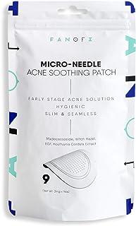 [FANOFI] Micro-needle Acne Soothing Patch Pimple Blemish Treatment, Fast Healing Zit Stickers, Salicylic Acid Acne Treatme...