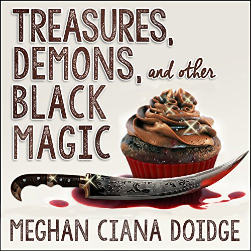 Couverture de Treasures, Demons, and Other Black Magic