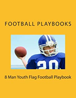 8 Man Youth Flag Football Playbook
