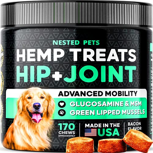 Top 10 best selling list for high quality cbd supplements for dogs