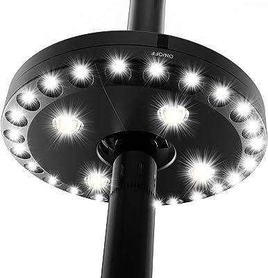 Recargable lámpara de mesa de noche en el dormitor Inalámbrico lámpara de la tienda 28 LED