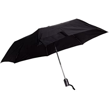 totes 8905m Golf Umbrella, One Size, Black
