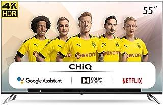 Telewizor CHiQ U55H7A, 55 Cali(140cm), Android 9.0, Smart TV