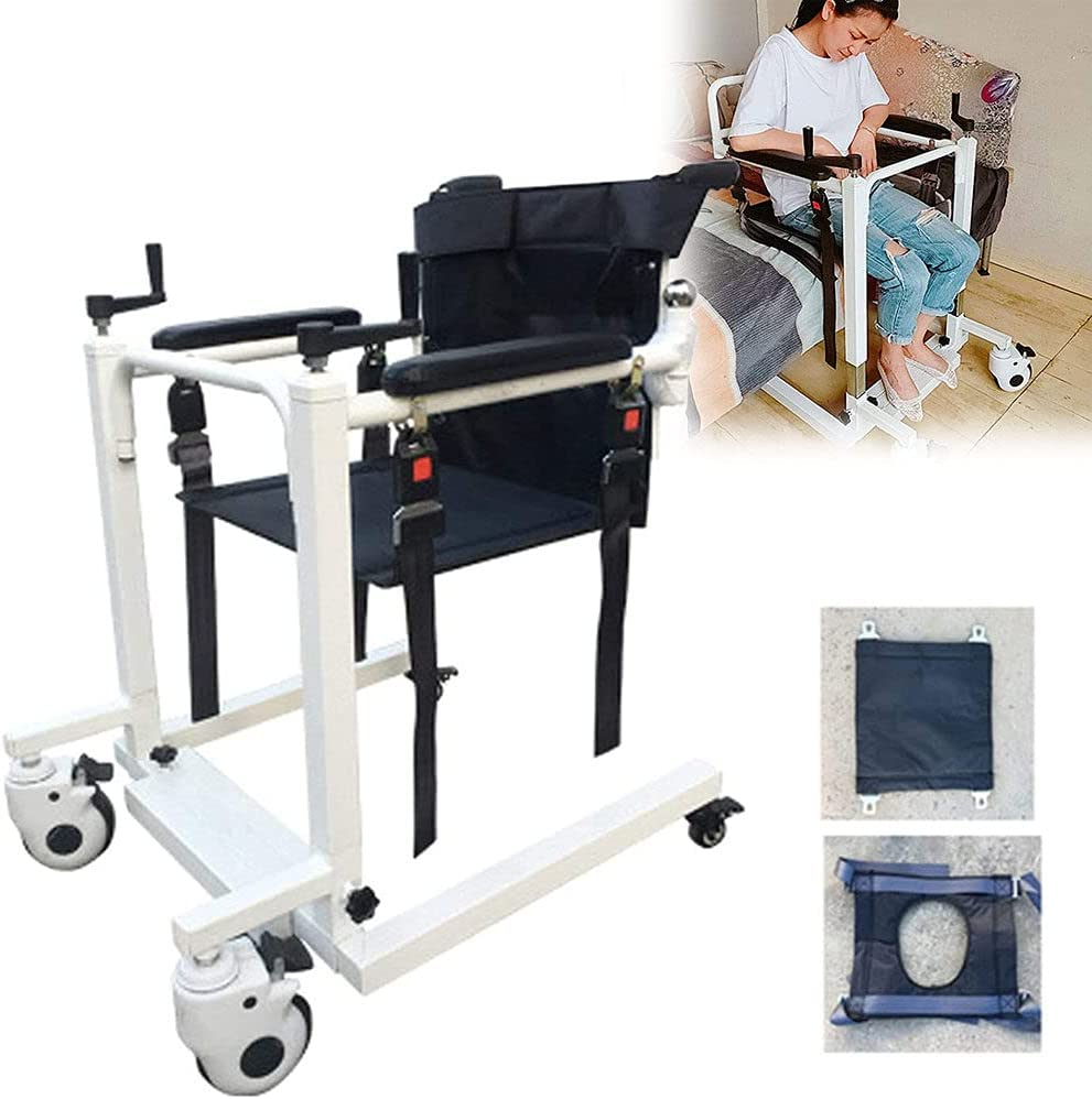 LIMEID Self-Service Direct sale of manufacturer Patient Lift Transfer with Machine Mesa Mall Seat Soft