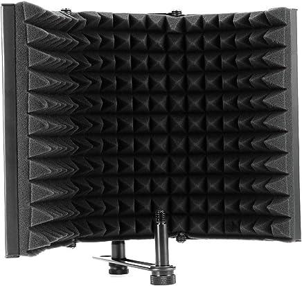 マイク絶縁シールドスタジオマイク絶縁シールド音響フォーム吸音フォームパネルリフレクター