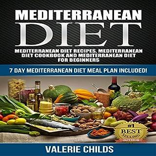 Mediterranean Diet audiobook cover art