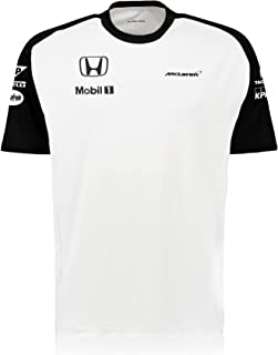 McLaren Honda F1 Team Tee Shirt (XX-Large)