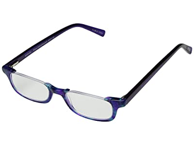 eyebobs What Inheritance (Blue/Purple/Purple) Reading Glasses Sunglasses