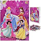 Miotlsy 1000 Piezas Puzzle de Disney Disney Rompecabezas para niños Puzzle Panorama para Carnaval niños pequeños de Rompecabezas