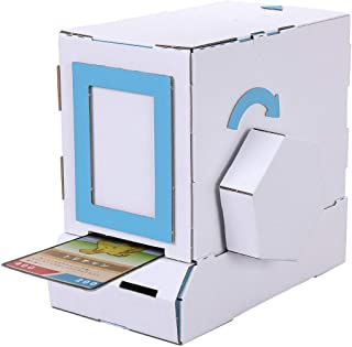 hacomo ペーパークラフト WOW カード販売機 4515
