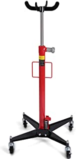0.5 TON Heavy Duty Vertical Hydraulic Transmission Jack, Foot Pedal Operated