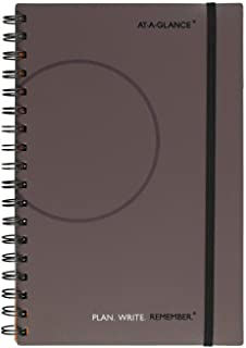 """Two-Days-Per-Page Planning Notebook, Gray, 8 1/2"""" x 11"""", 2013 (並行輸入品)"""